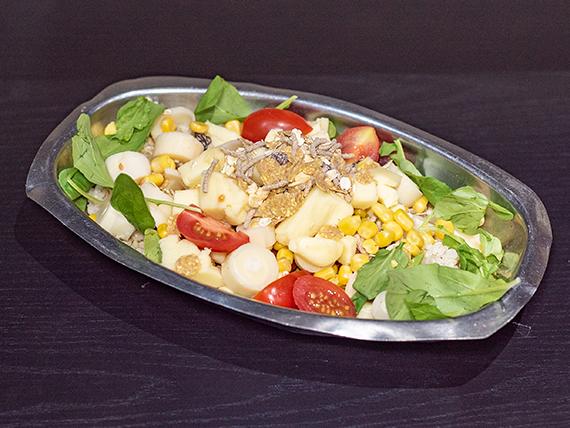 21 - Ensalada vegetariana