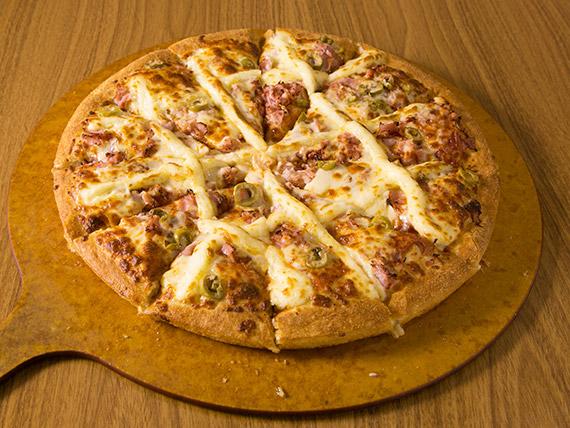 Promoção irresistível -  Pizza pan brasileira