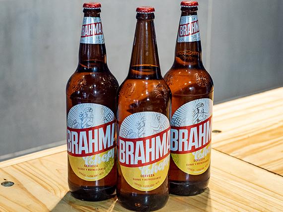 Promo 5 - 3 cervezas Brahma 1 L
