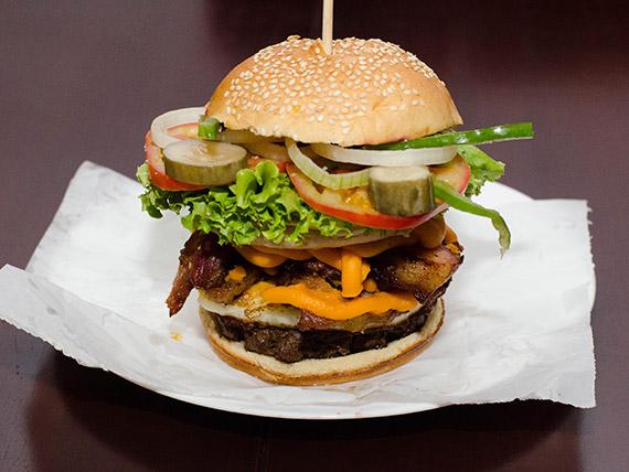 028 - Hambúrguer picanha special