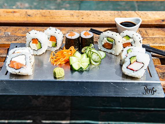 Combo sushi surtido - 10 piezas