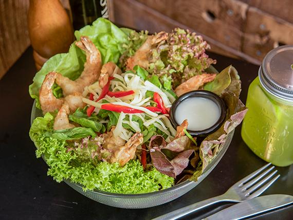 Mister fish salad