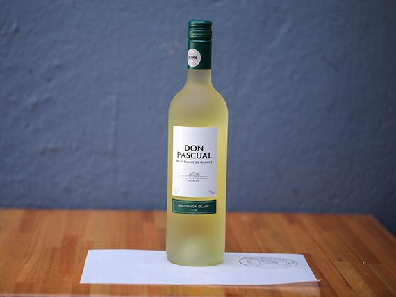 Vino sauvignon blanc 750 ml