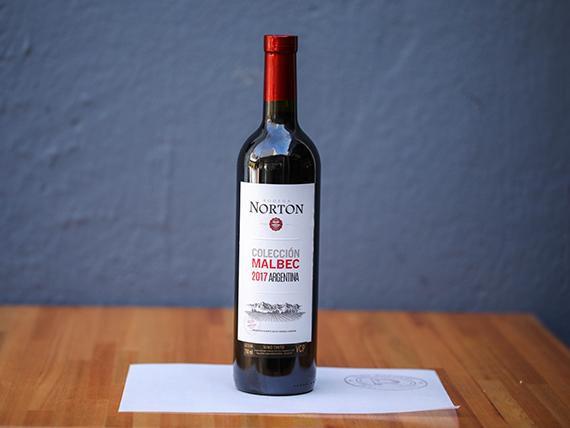 Vino malbec 750 ml