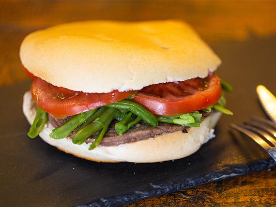 Sándwich chacarero (2 unidades)