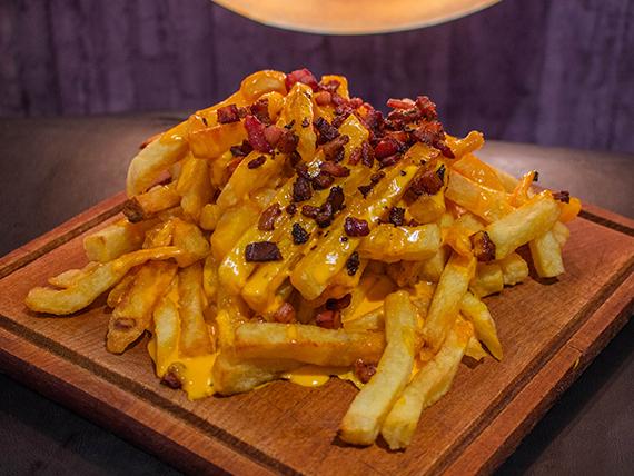 Papas fritas Boom (porción)