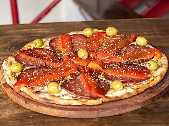 Pizza española