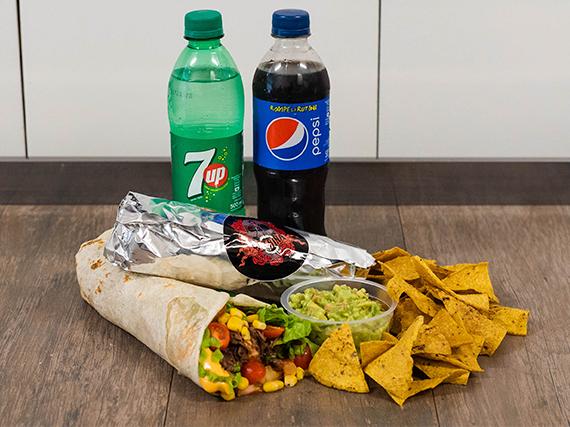 Promo para dos - Burritos