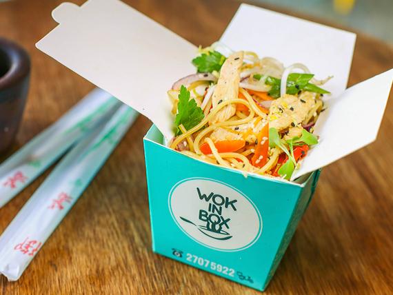 Classic wok de pollo 500 g