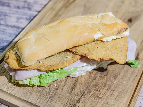Sándwich de suprema completo