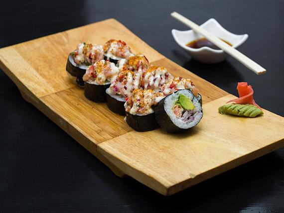 34 - Ceviche roll