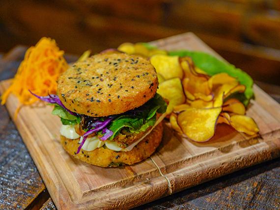 Sunny garcía burger