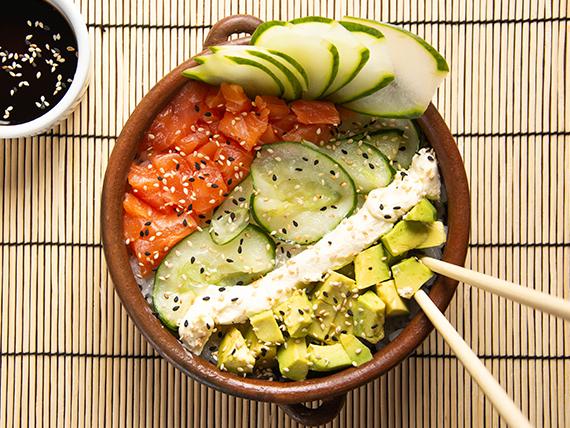 Ensaladas (sushi suelto)