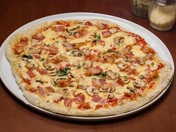 Pizza capricciosa (29 cm)