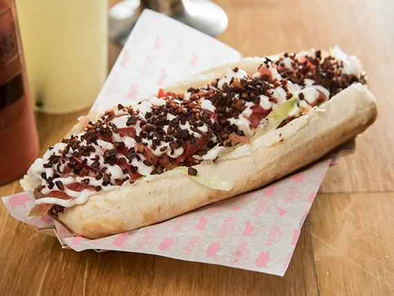 Hot dog TLT