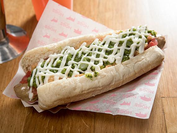 Hot dog completo