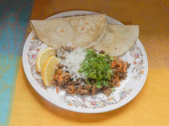 Burrito coyocan