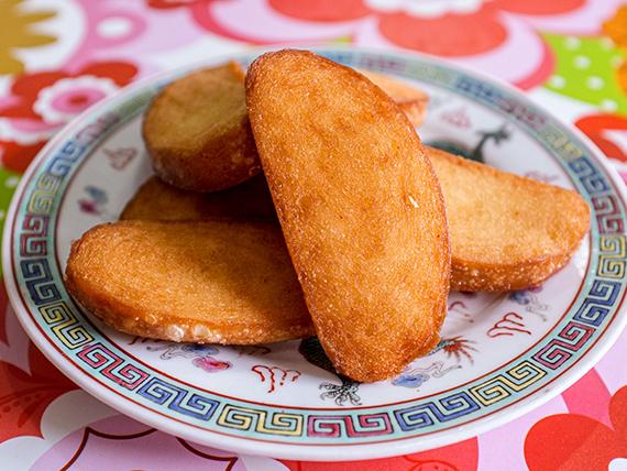 9 - Pan chino frito (4 unidades)