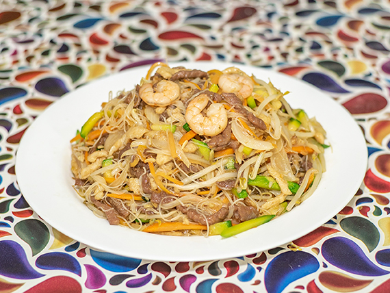 54 - Fideo de arroz mixto