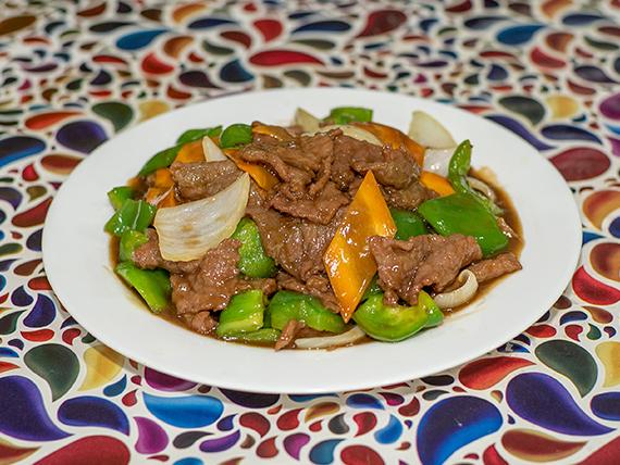 80 - Carne con verdura