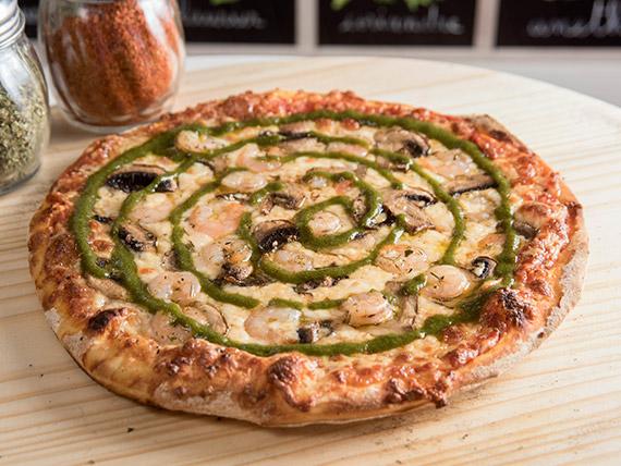 Pizza marinera personal