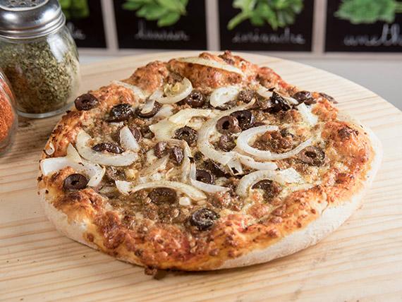 Pizza chilena personal