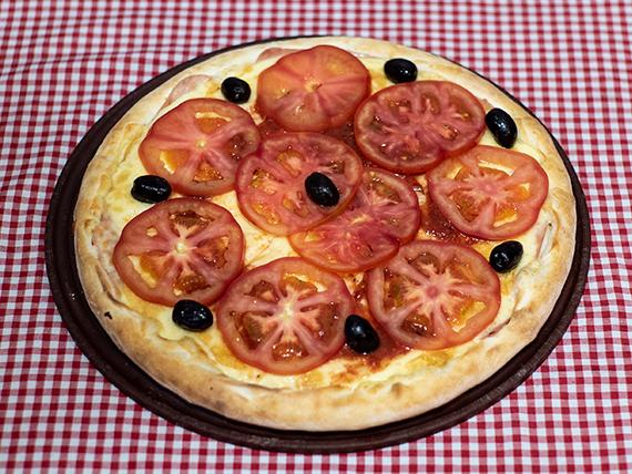 10 - Pizza napolitana