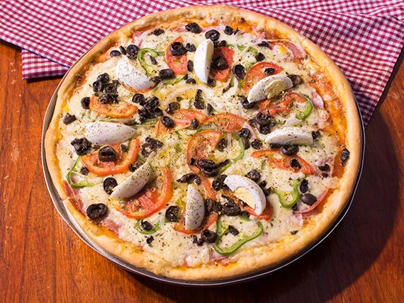20 - Pizza portuguesa gigante