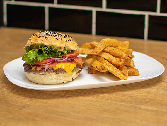 Burger La Jefa