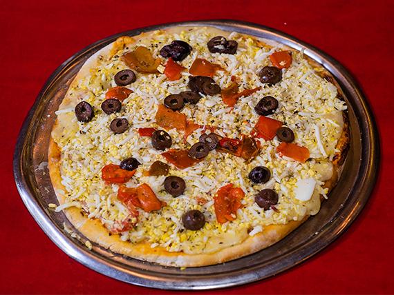 Pizza la máquina grande