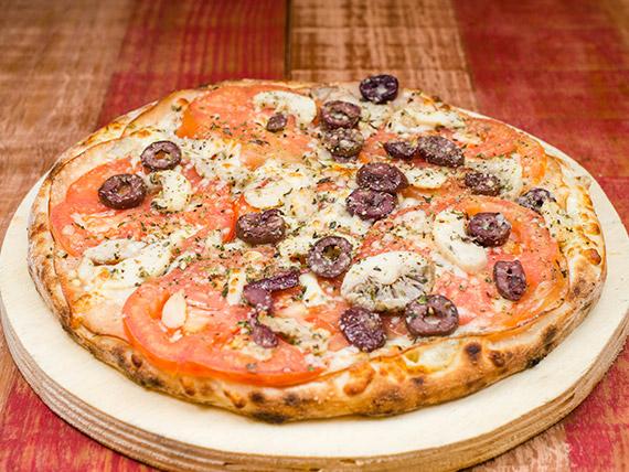 Pizza rústica grande