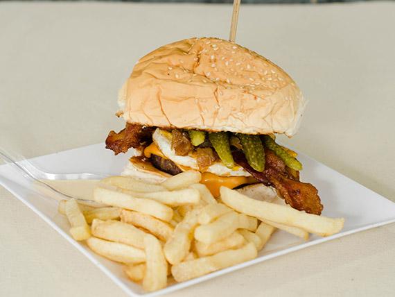 3 - Burger magnífico