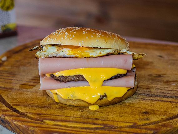 Doble Burger