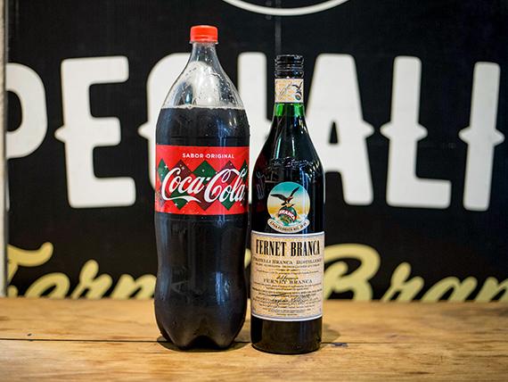 Promo 16 - Fernet Branca 1 L + Coca Cola 2.25 L