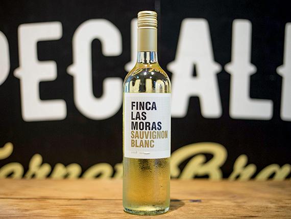 Vino blanco Finca las Moras Chardonay 750 ml