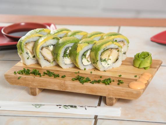 Avocado tokushima (8 piezas)