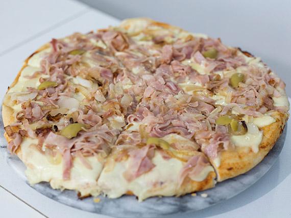 Pizza cebollada