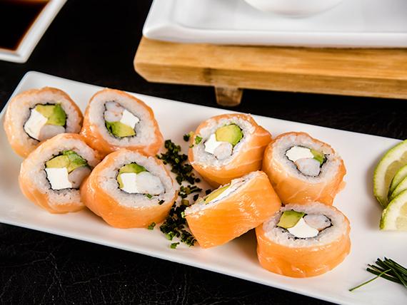 Sakebi roll (8 piezas)