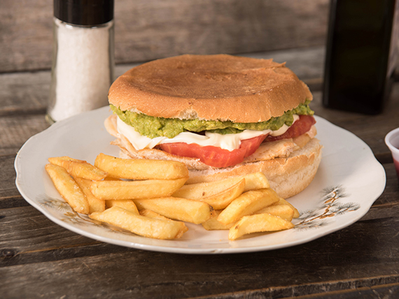 Sándwich italiano (14 cm)