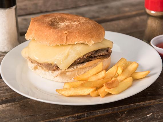 Sándwich luco (16 cm)