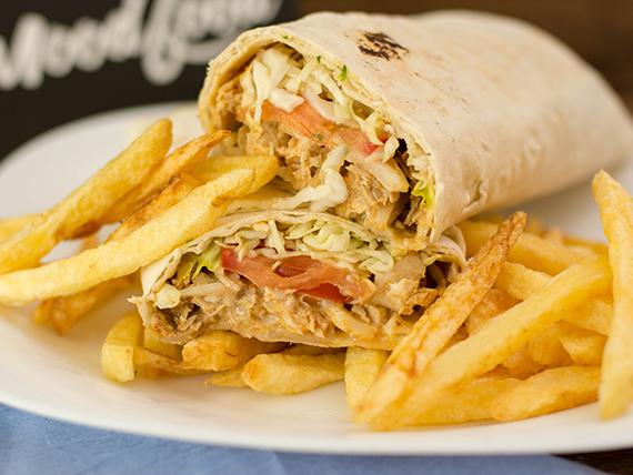 Shawarma mixto (400 gr)