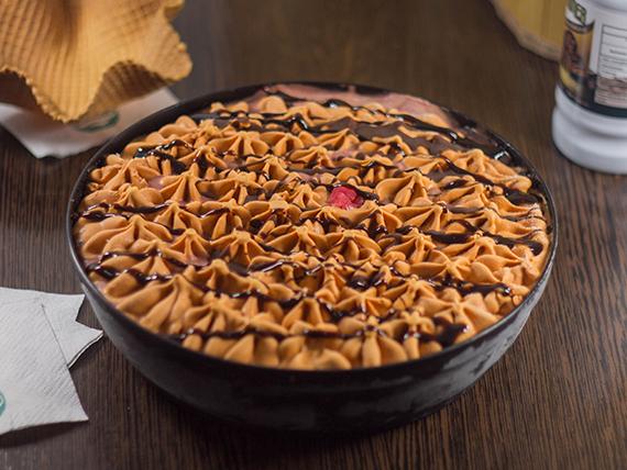 Torta selva negra familiar (14 porciones)