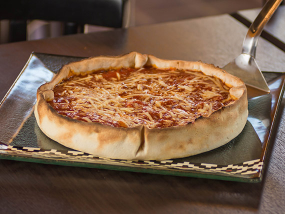 Promo - Pizza Chicago + bebida