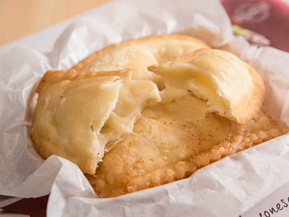 Empanadas de queso (3 unidades)
