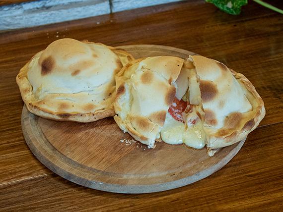 Empanada tortuguita