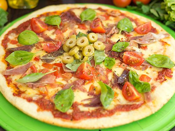 Pizza amici degli italiani
