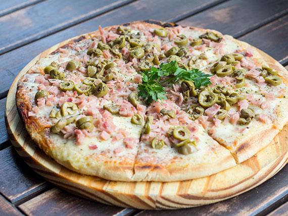 Pizza clásica (2 personas)