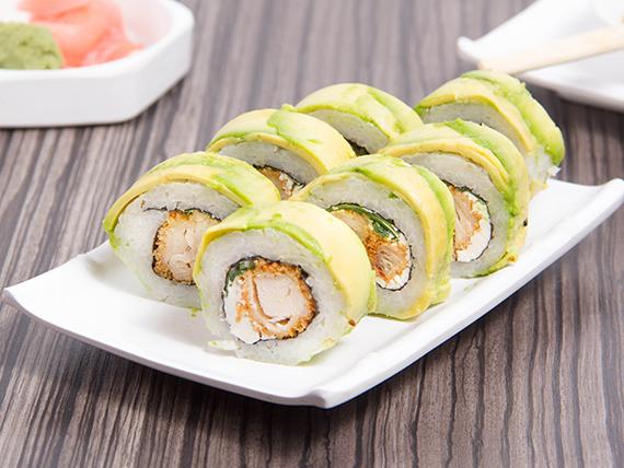 Katsu avocado