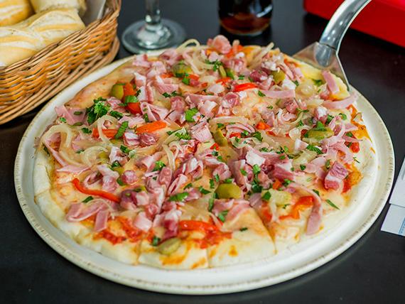 Pizza El cristo