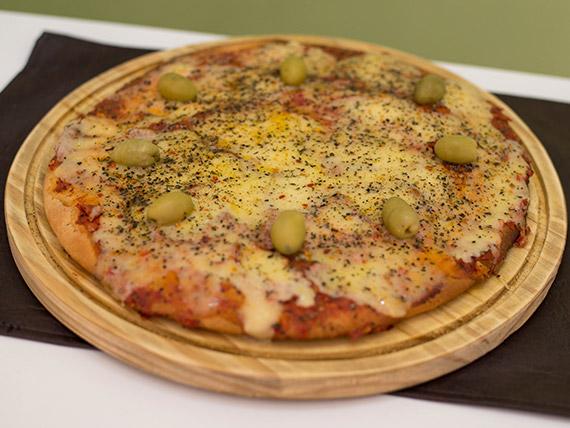 Pizza muzzarella simple